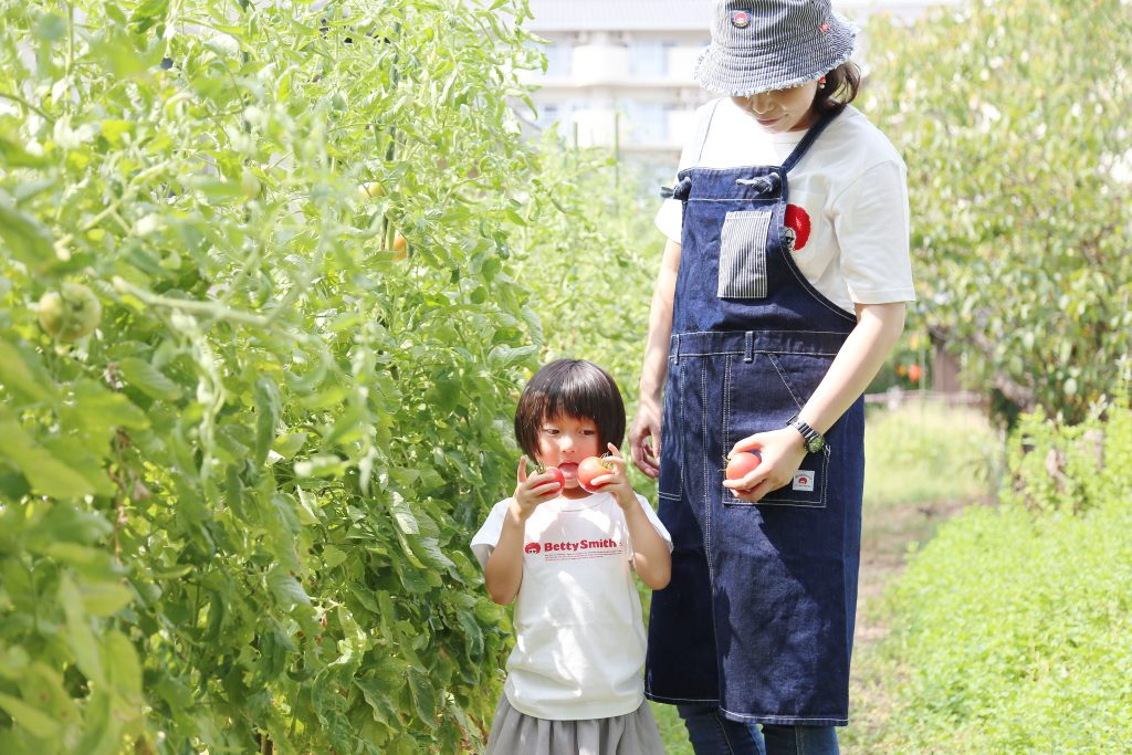 トマト狩り岡山